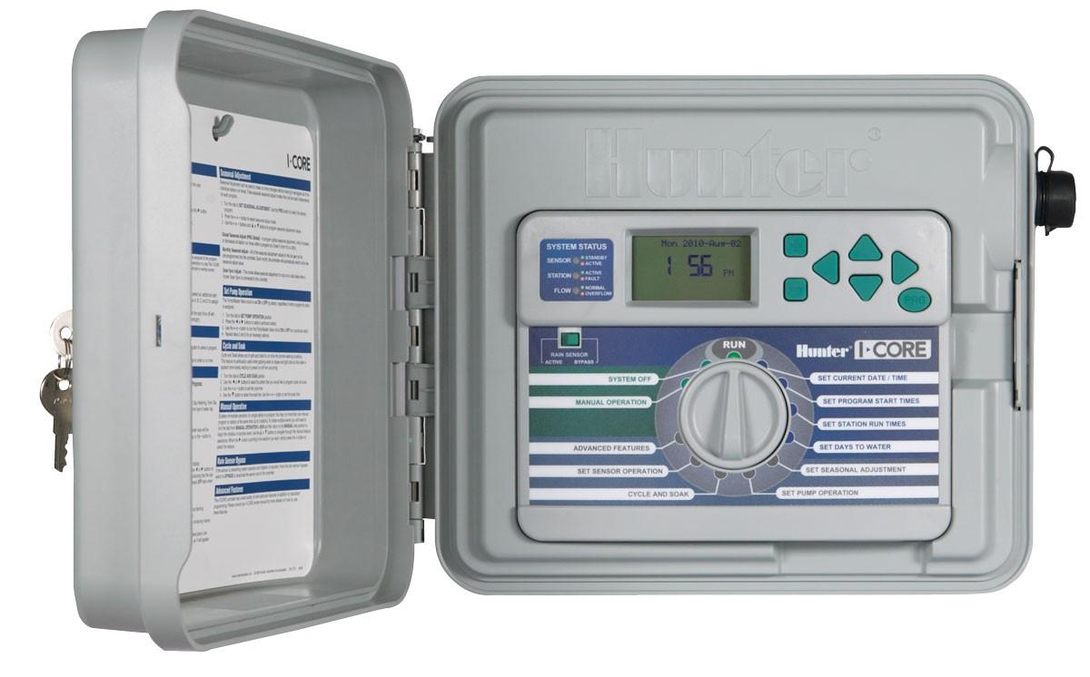 Пульты управления I-Core(от 6 до 42 зон полива)
