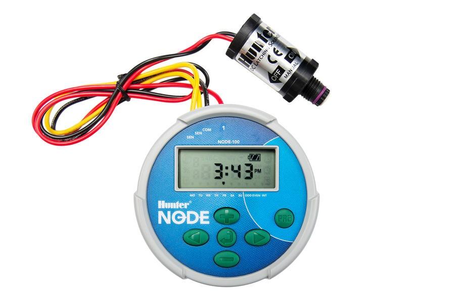 Пульты управления для клапана беспроводные NODE