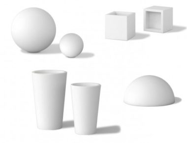 Светящиеся шары,кубы,полусферы и кашпо