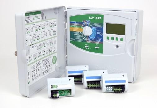 Модульные контроллеры ESP-LXME