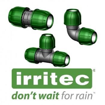 Фитинги компрессионные IRRITEC(Италия)